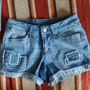 Time and Tru Ladie's Denim Shorts